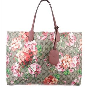 Gucci Blooms GG Medium Reversible Tote